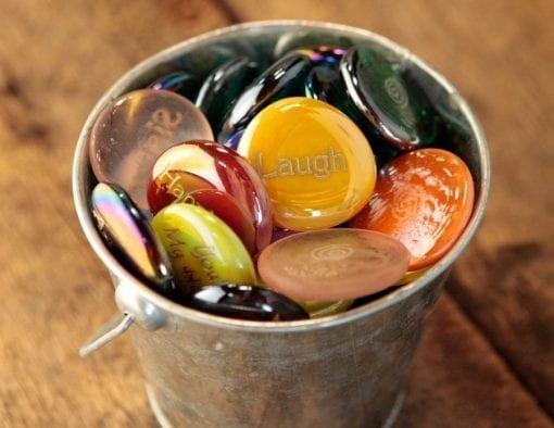 Sagewise stone bucket