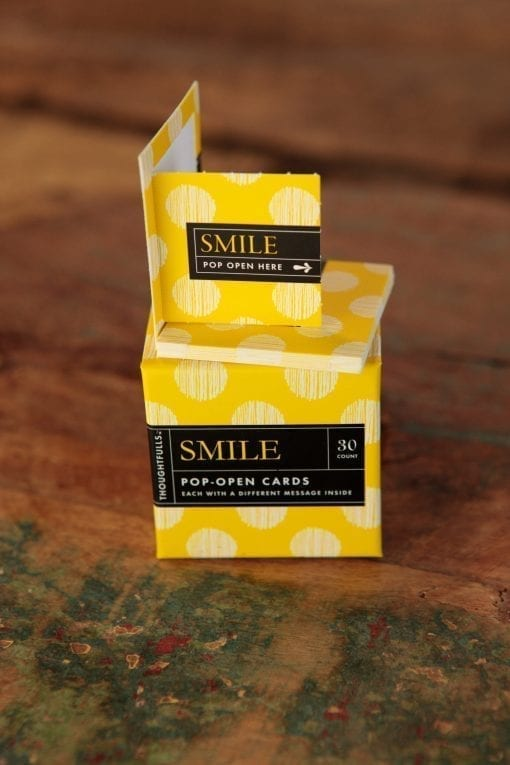 Smile Card Tower
