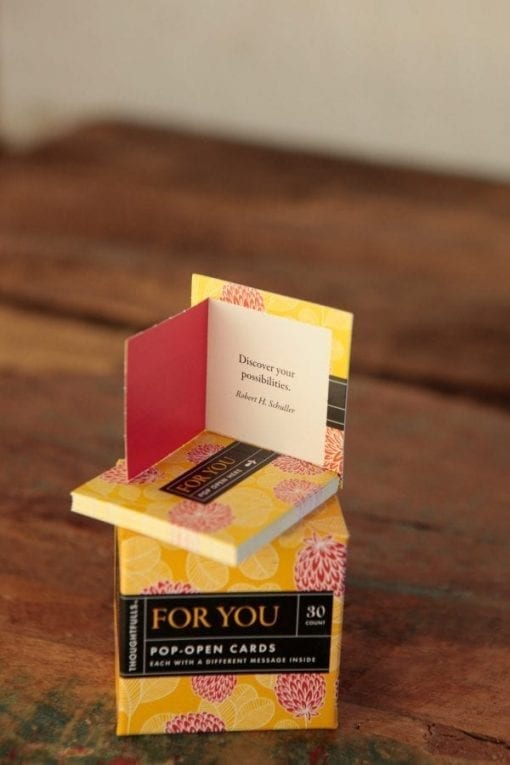 For You Card Tower