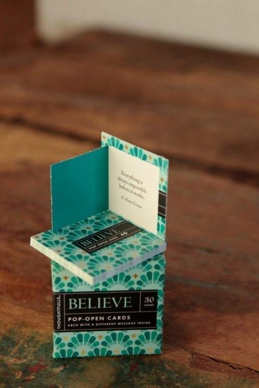 Believe Card Tower
